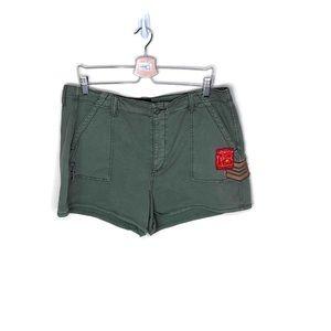 American Eagle Vintage High-Rise Shorts Size 18